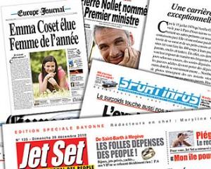 exemples de journaux